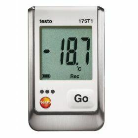 Testo 175 T1 Set - Temperatuurlogger, 55°C