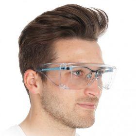 Multifunctionele veiligheidsbril voor brildragers