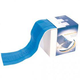 Pleister DETECTOR rol 6 cm x 5 m waterafstotend blauw DTECT