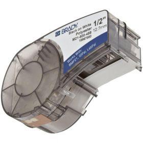 Polyester tape cartridge voor BMP21 printer - 12,7mm - M21-500-488