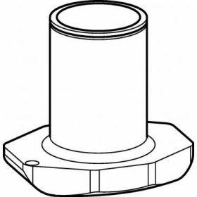 Eppendorf SET:2 Adapters voor 1x conische tube250ml Corning® of Nunc® voor rotor S-4xUniversal-large