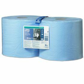 Tork Industrial Heavy Duty Papier blauw 3L 23,5cmx119m