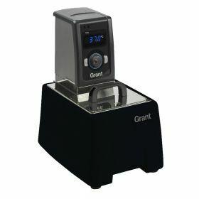 Grant 5L plastic bad + T100 thermostaat, +15°C>99°C