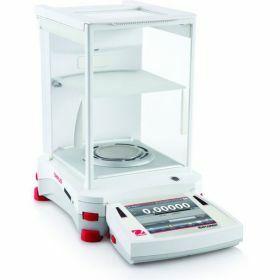 OHAUS Explorer® Semi-Micro EX225DM, 120/220g, 0,01/0,1mg