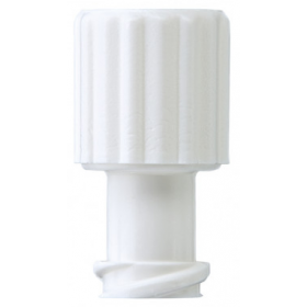 Combi plug wit - Luer/Luer lock - steriel/1