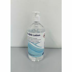 RBS HDS Lotion - 700ml - alcohol lotion - dispenserfles
