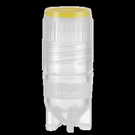 Cryovial 0,5ml slimtube 28,6mmH zelfstaand externe schroefdop ST