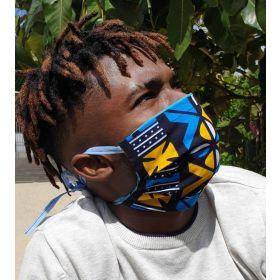 Masker in stof - POYBOY - adult - lint