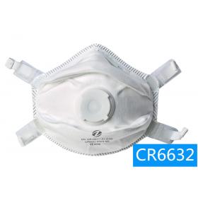 FFP3 cupmasker met ventiel