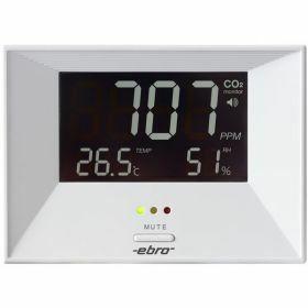 Ebro RM100 binnenklimaat monitor - CO2 meter