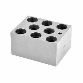 Ohaus Moduleblok 20 mm Reageerbuis 8 Gaten