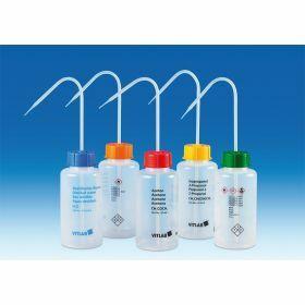 Spuitfles VITsafe LDPE met brede hals Ethylacetaat 500ml