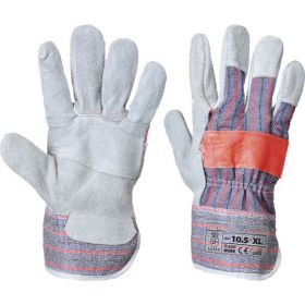 Canad rigger handschoenen, splitleder, one size XL