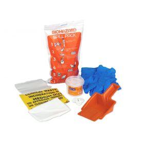 Biohazard Spill Pack - Bloed