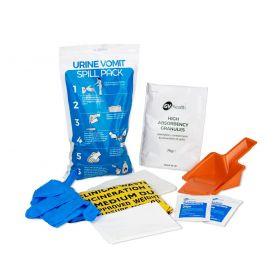 Urine en Braaksel Spill Pack