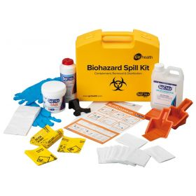 Biohazard Spill Kit (Midi / 10 spills)