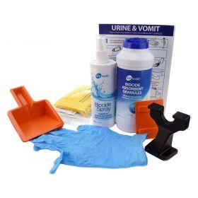 Urine en Braaksel Spill Kit Navulling