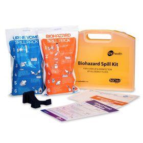 Lichaamsvloeistoffen Spill Kit (Mini / 2 Packs)