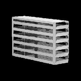 Liebherr RVS rek met schuikladen 6x4
