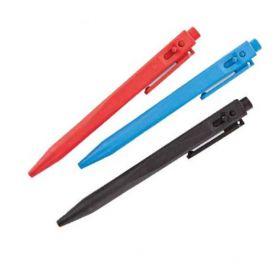 Balpen DETECT Blauw - Zwart - Rood HACCP DTECT