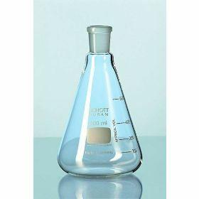 Duran® Erlenmeyer fles met standaard geslepen opening