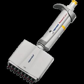 Eppendorf Research® Plus IVD 8-kanaals pipetten