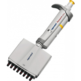 Eppendorf Research® Plus GLP 8-kanaals pipetten
