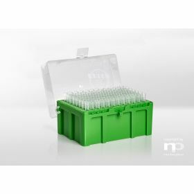 NP Tip - standaard - premium surface - steriel  in  rack