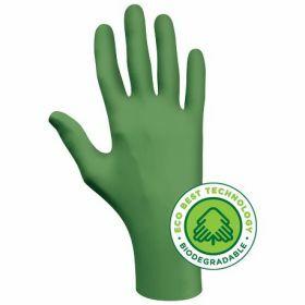 Showa 6110PF - Biologisch afbreekbare nitril handschoenen