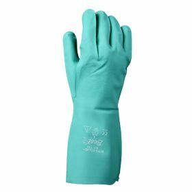 Showa 730 handschoenen - nitril gevlokt - 330 mm