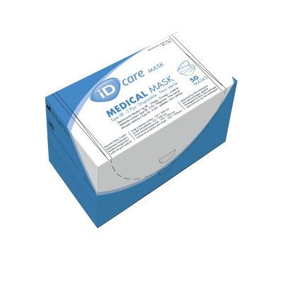 iD Care Mask -chirurgisch masker- 3-laags type IIR